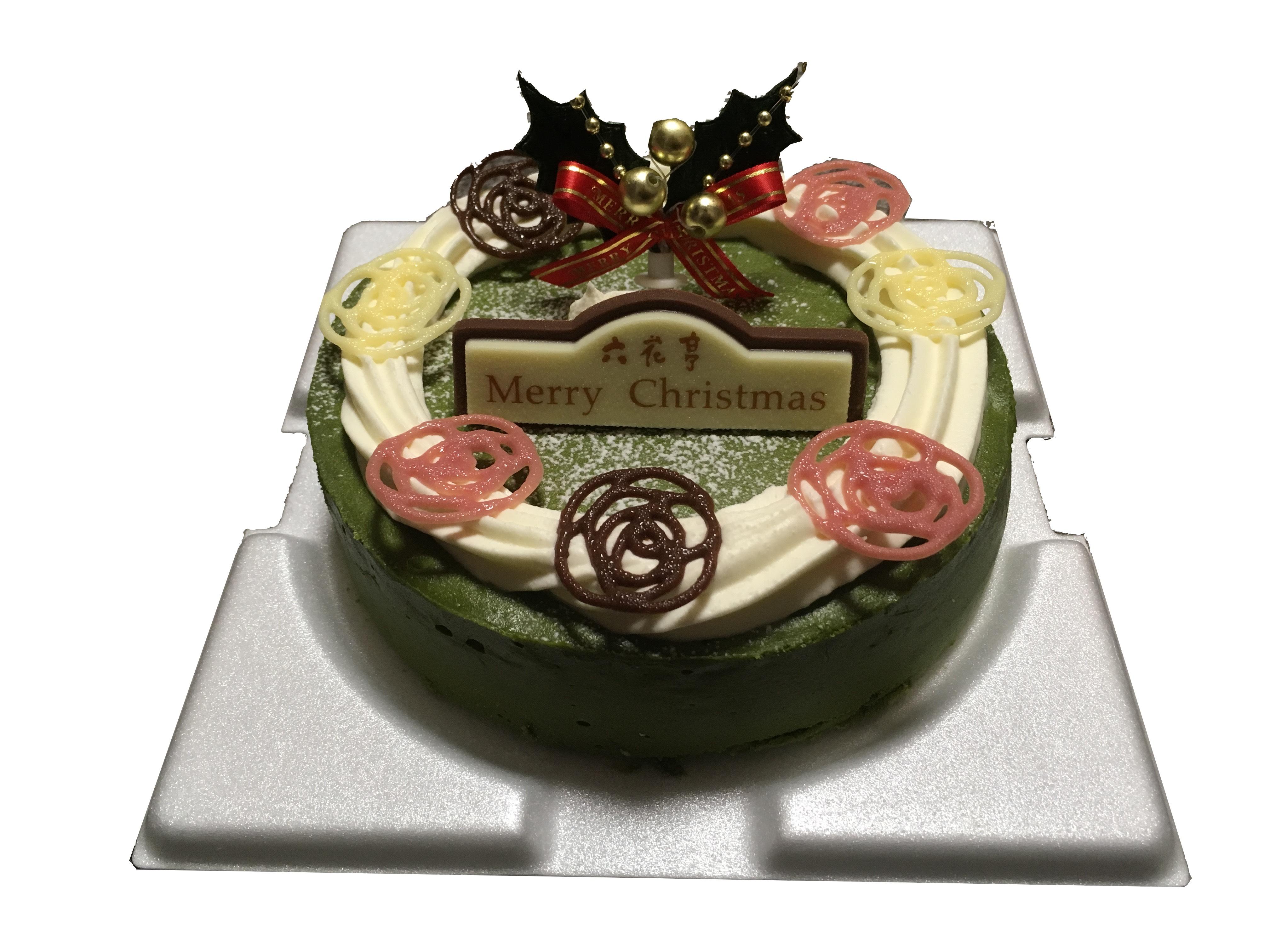 六花亭 クリスマスケーキ